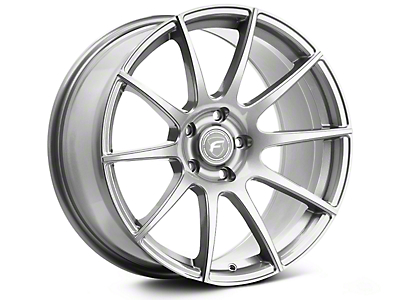 Forgestar Silver CF10 Wheel - 19x9 (05-14 All)