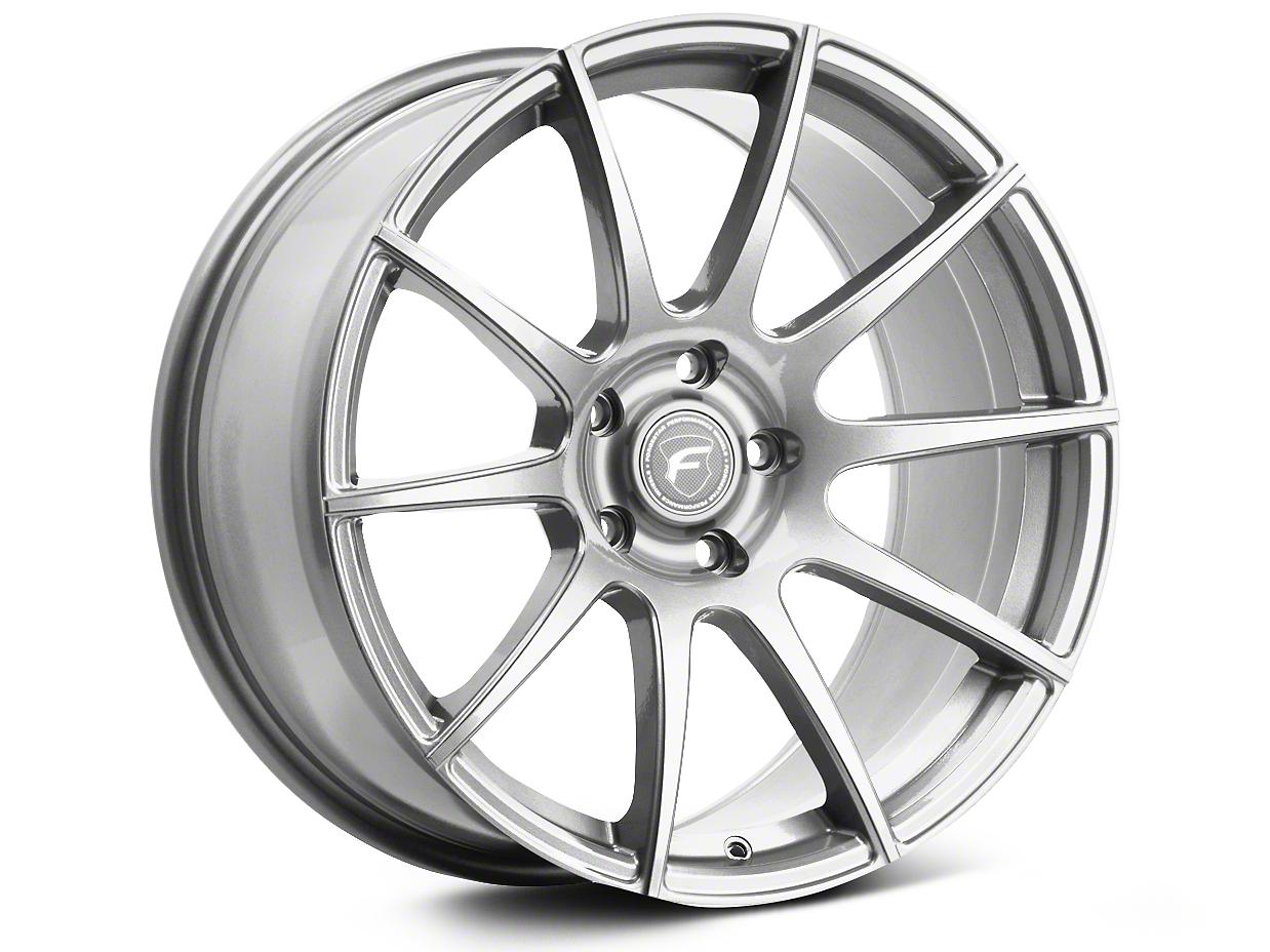 Forgestar Silver CF10 Wheel - 20x11 (05-14 All)