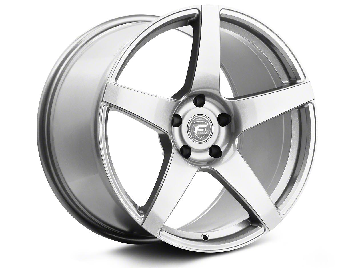 Forgestar Silver CF5 Wheel - 20x9 (05-14 All)