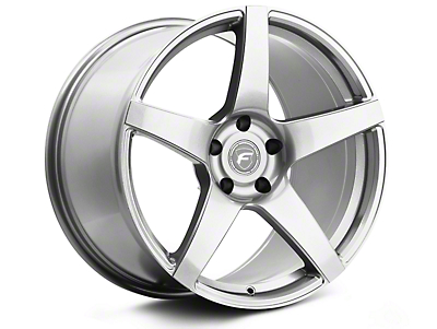 Forgestar Silver CF5 Wheel - 20x11 (05-14 All)