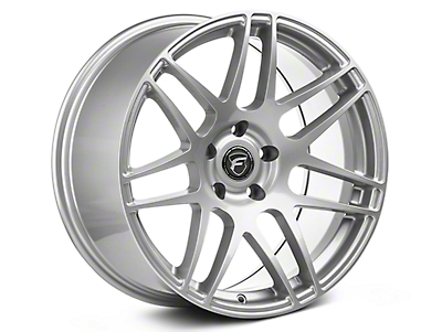Forgestar Silver F14 Wheel - 19x9 (05-14 All)