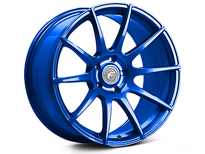 Forgestar Sapphire Blue CF10 Wheel - 19x9 (05-14 All)