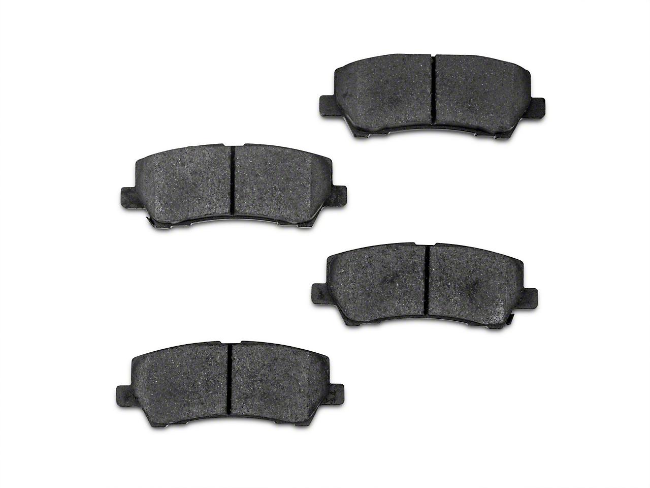 Stillen Metal Matrix Brake Pads - Rear Pair (15-17 GT, EcoBoost, V6)