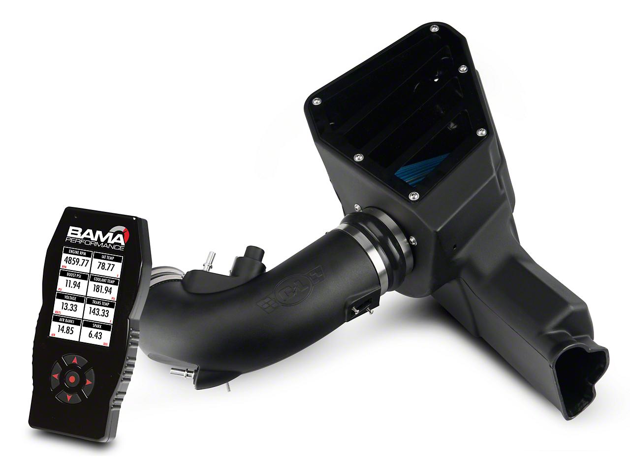 C&L Street Cold Air Intake & Bama X4 Tuner (15-17 GT)