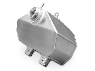 C&R Racing Engine Coolant Reservoir - Aluminum (15-17 GT)
