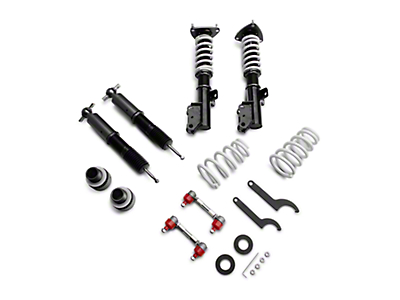 SR Performance Height & Damping Adjustable Coil Over Kit (15-17 All)