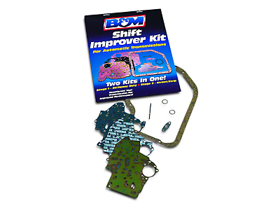 B&M Shift Improver Kit - 4R70W (96-99 GT, V6)