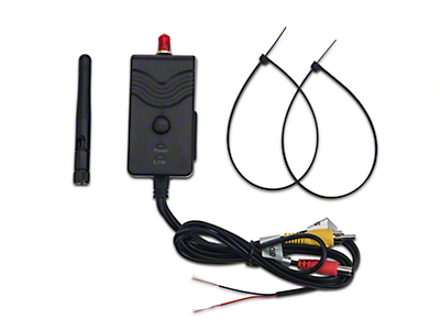 WiFi Back-Up Camera Integration Kit (05-17 All)