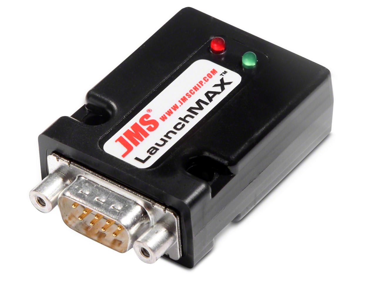 JMS LaunchMAX Digital TransBrake Kit for 6R80 Transmission - Splice In (11-17 GT, V6)