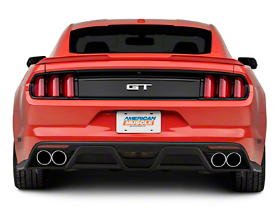 Mp Concepts Gt350 Bumper >> 2015-2017 Mustang Parts for EcoBoost, GT & V6 | AmericanMuscle | Free Shipping