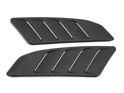 MP Concepts Hood Louvers - Unpainted (15-17 All)