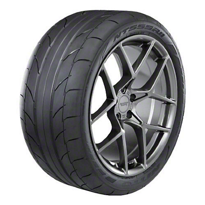 NITTO Extreme Performance NT555R Drag Radial - 245/50R16 (79-04 All)