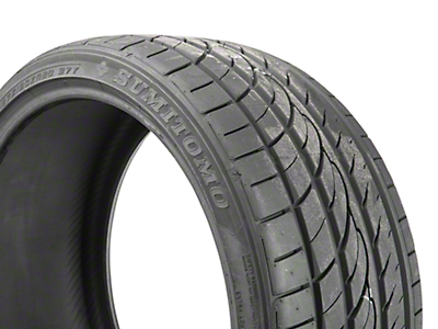 Sumitomo High Performance HTR Z III Tire - 255/35R20 (05-17 All)