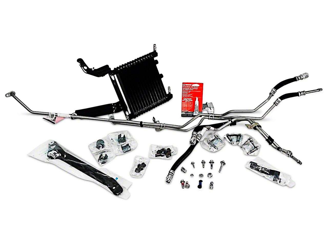 Ford Performance Track Pack Transmission Cooler Kit (15-17 GT350)