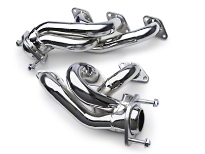 MAC Chrome Shorty Headers (05-09 V6)