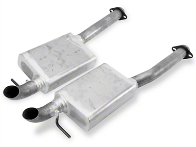 MAC Pro Dump Cat-Back Exhaust (79-93 5.0L)