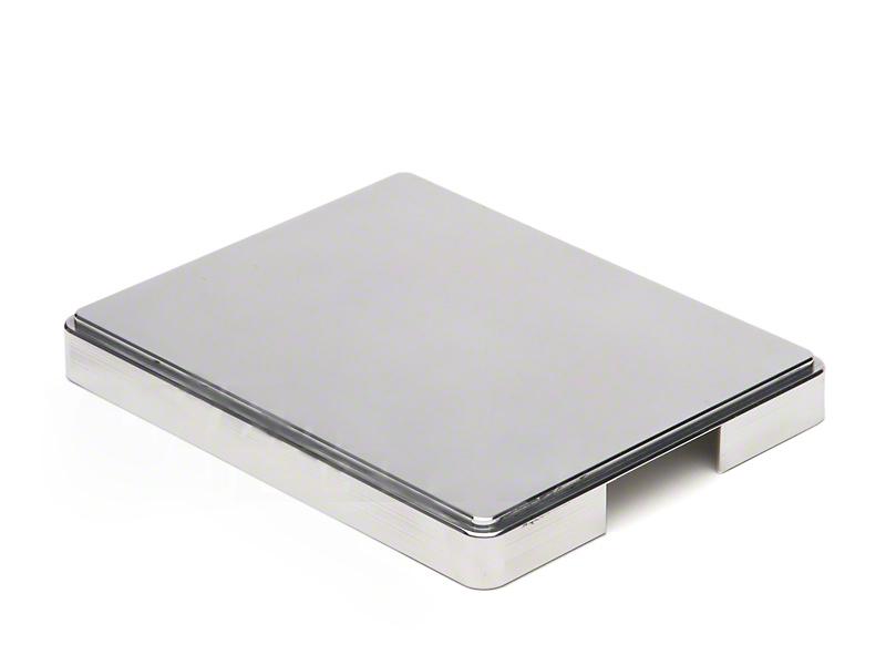 SpeedForm Polished Aluminum Fuse Box Cover (98-04 All)