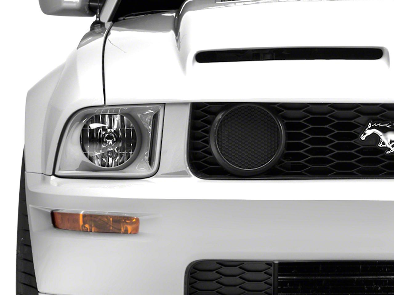 MMD Boss Style Fog Light Deletes (05-09 GT)