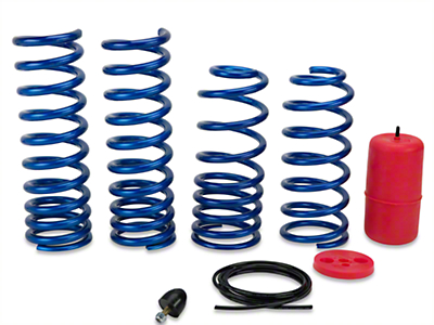 Eibach Drag-Launch Springs - Coupe (79-04 GT, Mach 1; 93-98 Cobra)