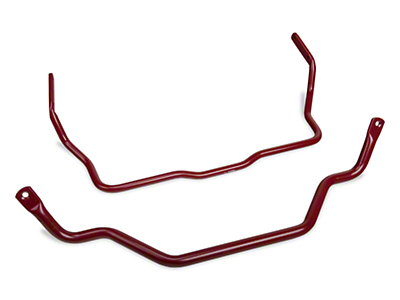 Eibach Anti-Roll Sway Bar Kit (94-04 GT, V6, Mach 1; 94-98 Cobra)