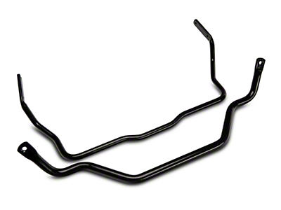 SR Performance Front & Rear Sway Bars (94-04 GT, V6, Mach 1; 94-98 Cobra)