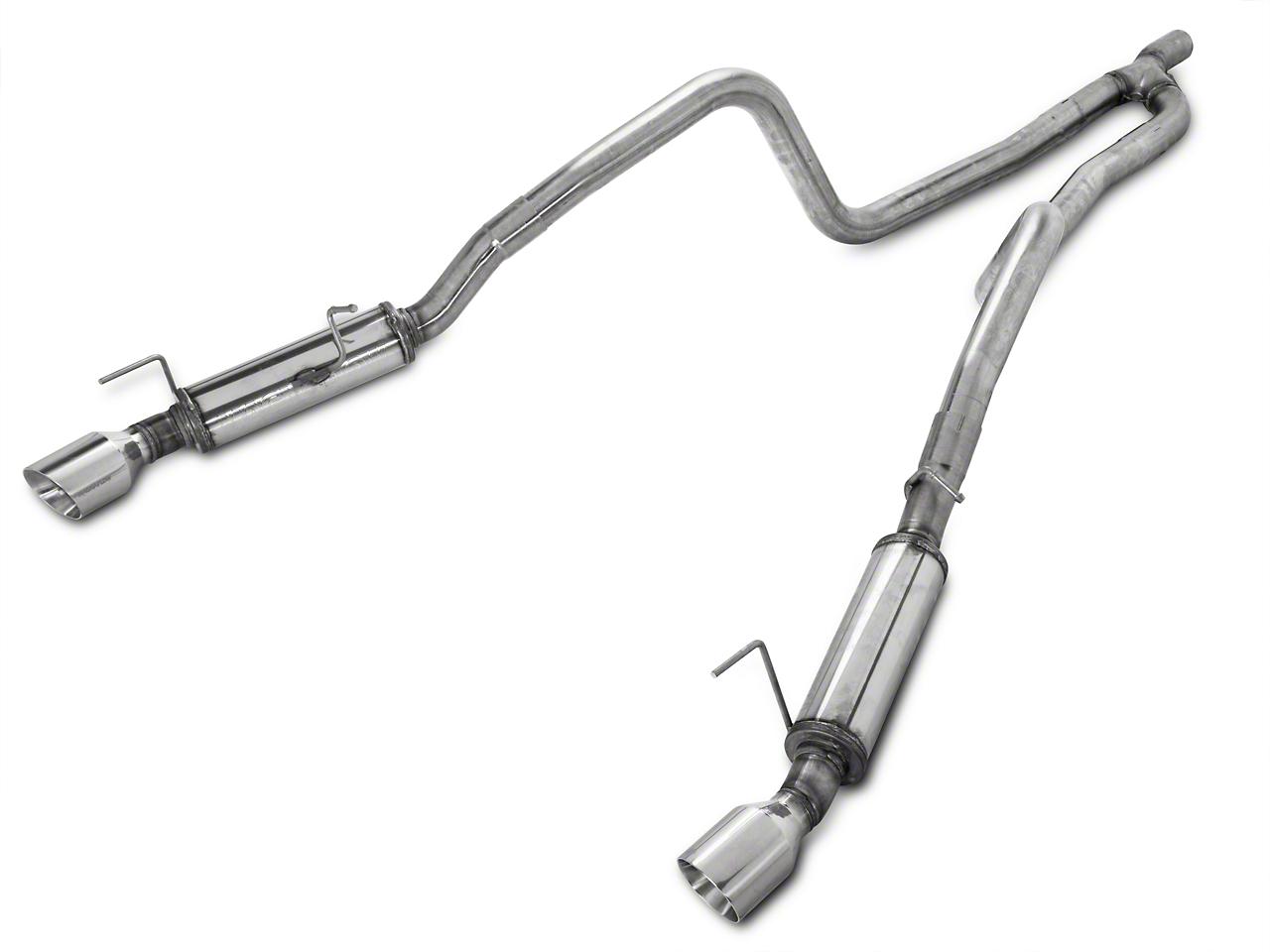Magnaflow Dual Cat-Back Exhaust (10 V6)