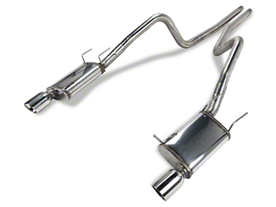 Magnaflow Street Cat-Back Exhaust (11-12 V6)