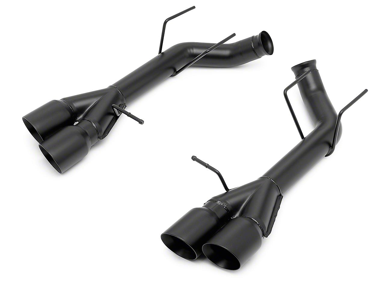 Magnaflow Competition Axle-Back Exhaust w/ Black Quad Tips (13-14 GT500)