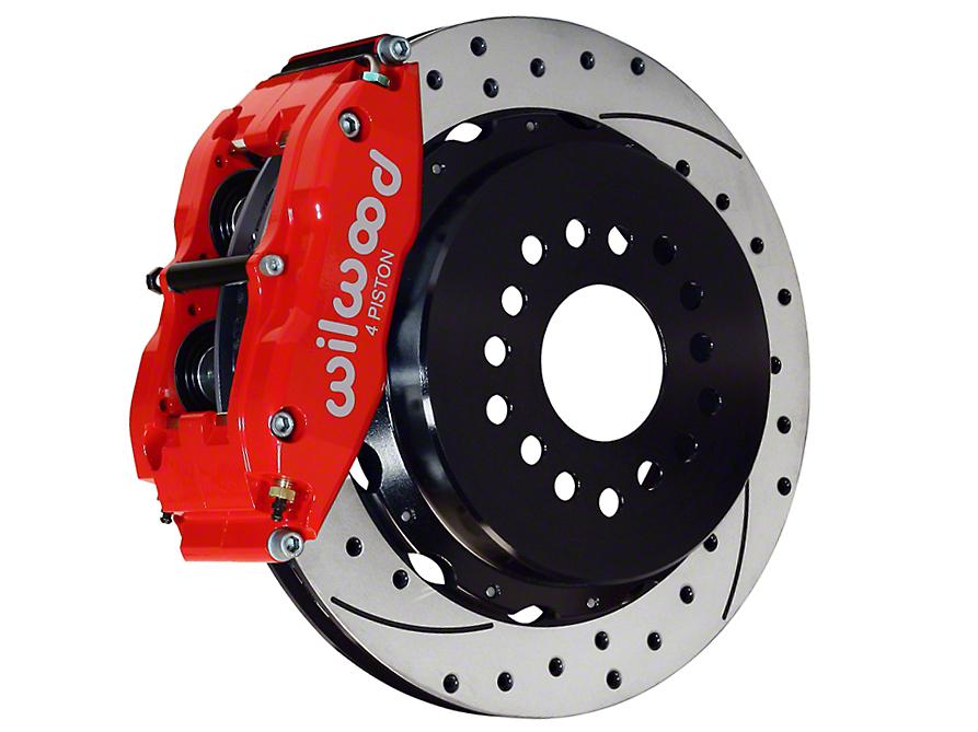 Wilwood Superlite Rear Brake Kit (05-14 All)