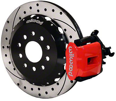 Wilwood Rear Brake Kit (94-04 GT, V6)