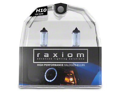 Raxiom Elite Light Bulbs - H10 (03-04 Cobra; 05-09 GT Foglights)