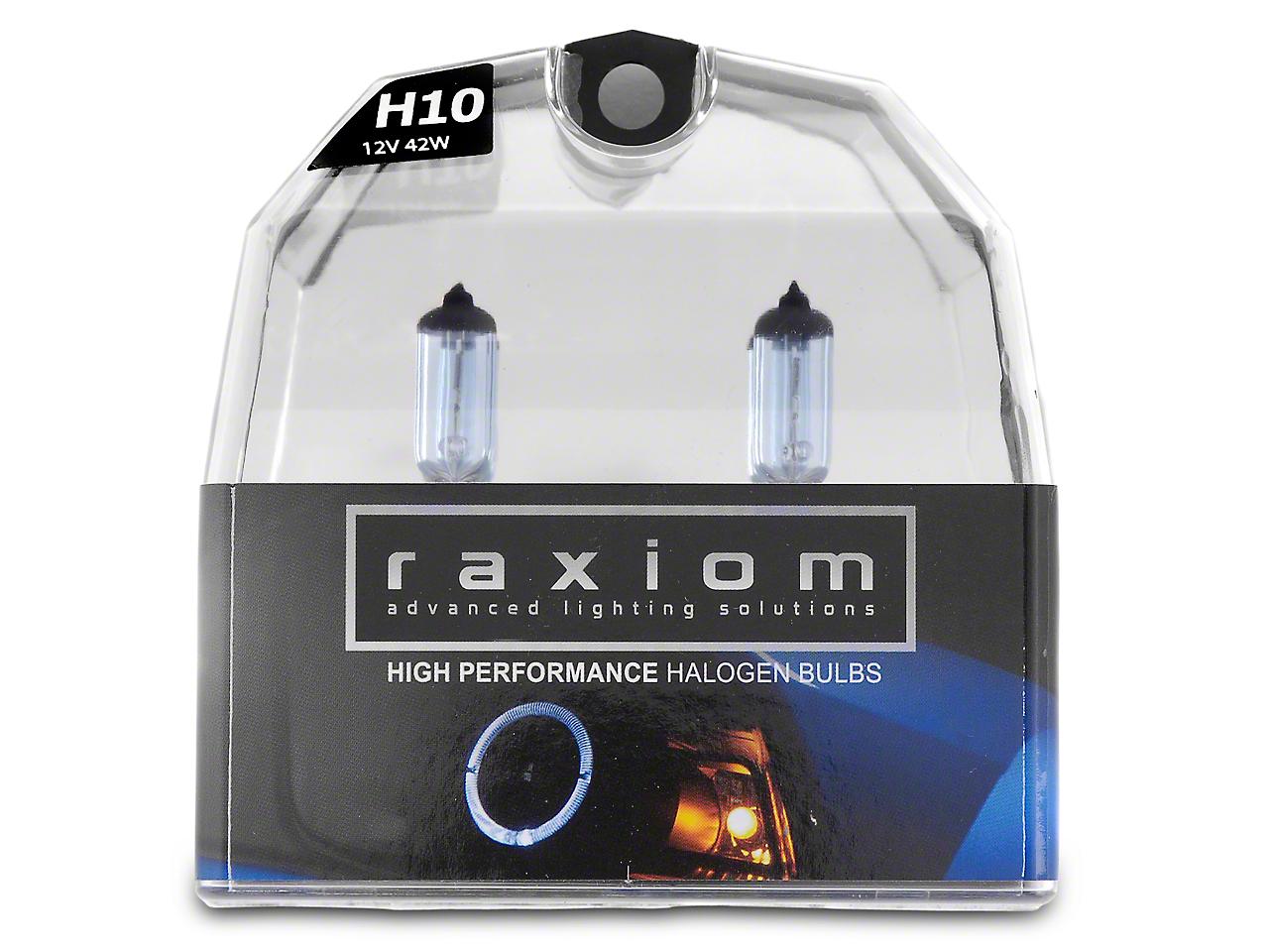 Raxiom Elite Light Bulbs - H10 (03-04 Cobra; 05-09 GT Foglights)