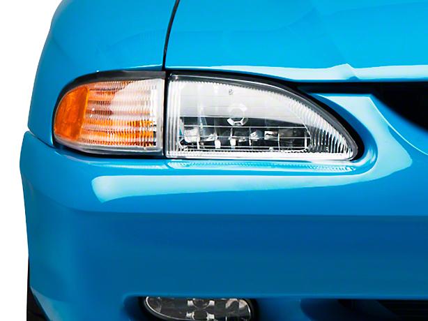 Axial OE Cobra Style Headlights (94-98 All)