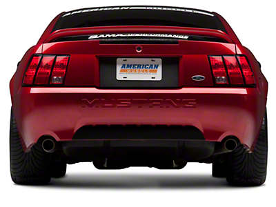 Axial Stock Replacement Tail Lights - Pair (99-04 All; Excluding 99-01 Cobra)