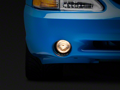 Replacement Fog Light - Left Side/Right Side (94-98 Cobra)