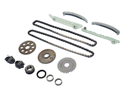 Ford Performance Camshaft Drive Kit - Cast Iron Block Applications (01-04 GT)