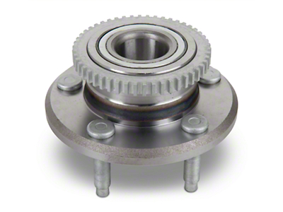 OPR Replacement Front Wheel Bearing and Hub Assembly w/ ABS Ring (05-14 All)