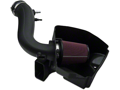 Airaid MXP Series Cold Air Intake w/ SynthaFlow Oiled Filter (11-14 V6)
