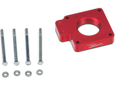 Airaid Poweraid Throttle Body Spacer (88-93 5.0L)