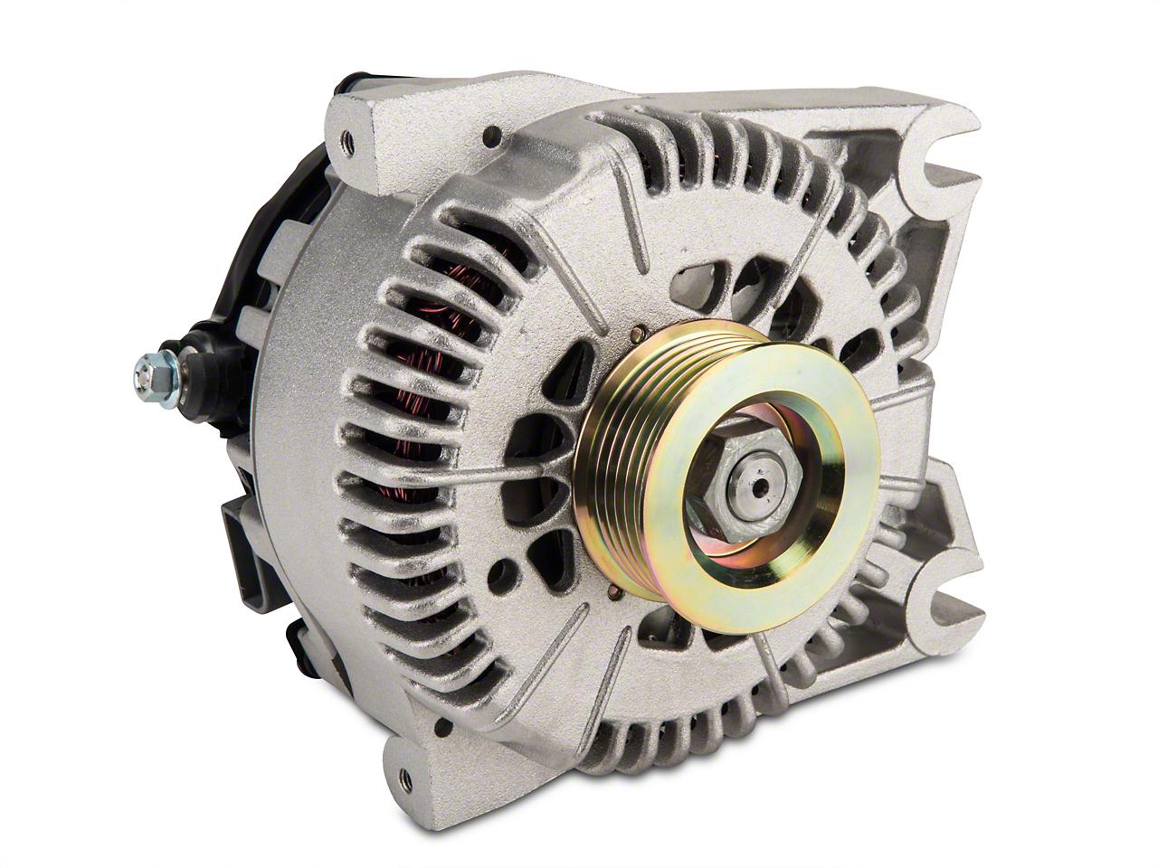 SR Performance Alternator - 130 Amp (96-01 Cobra; 01 Bullitt)