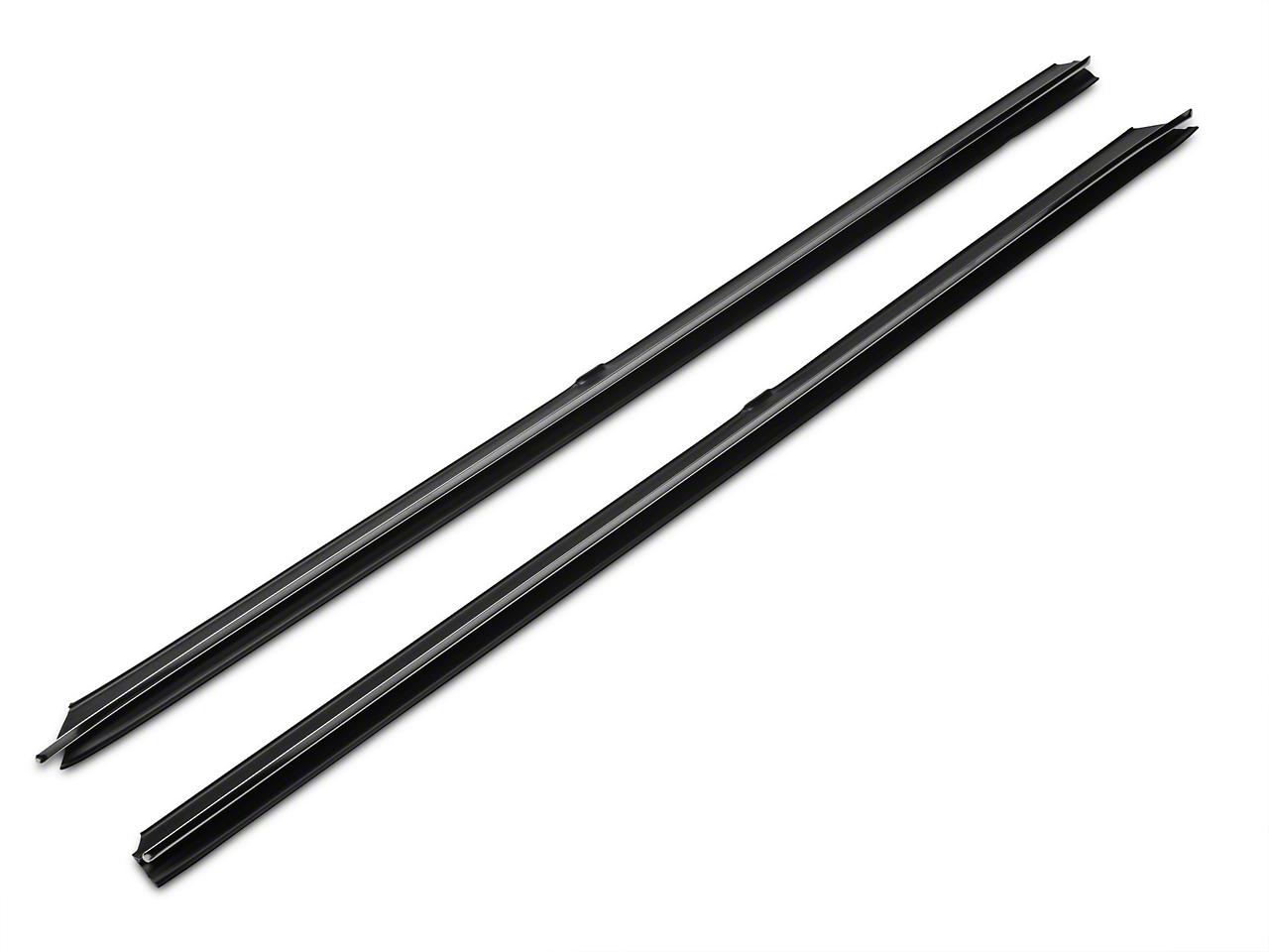 OPR Inner Door Belt Weatherstrip Kit - Convertible or T-Top (83-87 All)