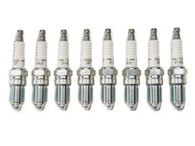 NGK V-Power Spark Plugs - Heat Range 6 (03-04 Cobra; 07-14 GT500)