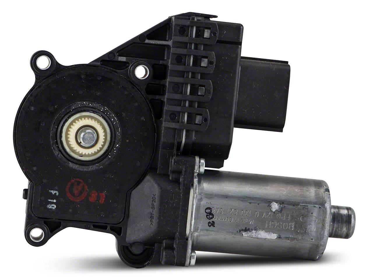OPR Power Window Motor - Front Driver Side (05-09 All; 10 GT, GT500)