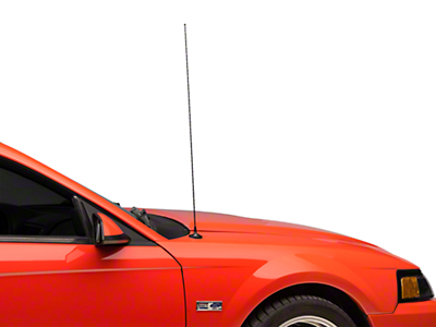 Ford Full Replacement Black Antenna Kit (99-04 All)
