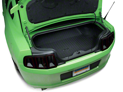 Ford Cargo Area Protector - Embossed Pony Logo (10-14 All)
