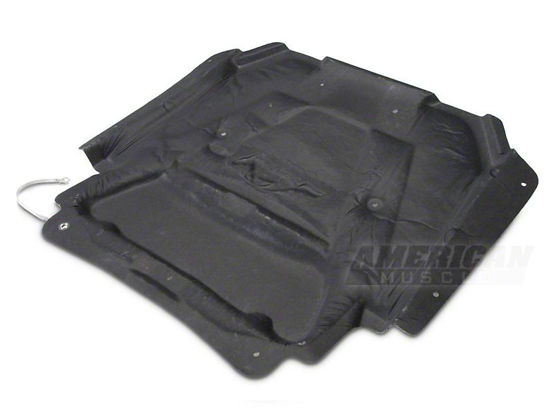Ford OEM Hood Insulation Liner (99-04 GT, V6)