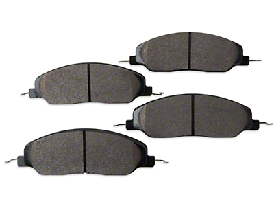 Hawk Performance Ceramic Brake Pads - Front Pair (05-14 GT, V6)