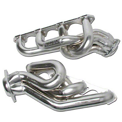 BBK 1-5/8 in. Chrome Equal Length Shorty Headers (94-95 GT, Cobra)
