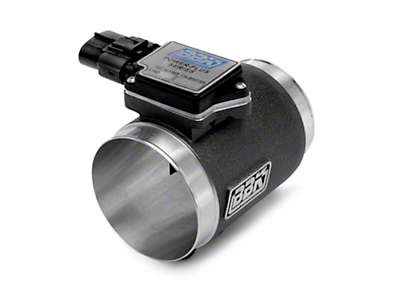 BBK Mass Air Meter for Cold Air Intake and 19lb Injectors (86-93 All)