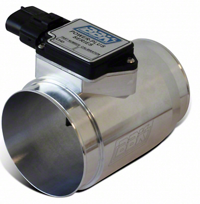 BBK Billet Mass Air Meter for Cold Air Intake and 19lb Injectors (86-93 5.0L)